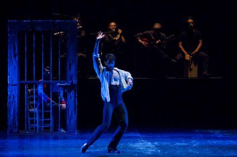 Ballet Flamenco de Madrid Teatro Nuevo Apolo