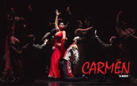Carmen Teatro nuevo apolo de Madrid