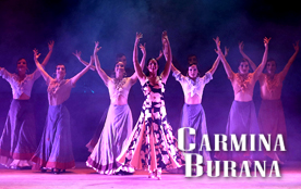 Carmina Burana Teatro nuevo apolo de Madrid